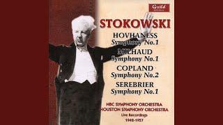 Symphony No.1, Op.17.2 `Exile Symphony´ - I. Lament