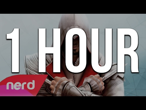 Assassin's Creed Song   Chasing Shadows   [1 HOUR VERSION] #Nerdout