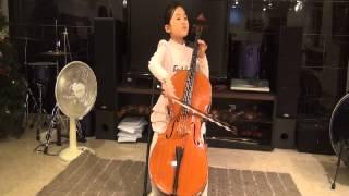 J.B.Breval Cello Sonata in C major 2nd Rondo Grazioso - Bomin Kim(김보민)