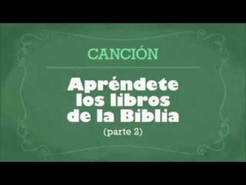 V deo de aprende los libros de la biblia 1 youtube - Libros para relajar la mente ...