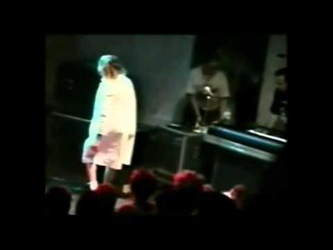 Nirvana - Negative Creep (Destruction) - Rotterdam 1991