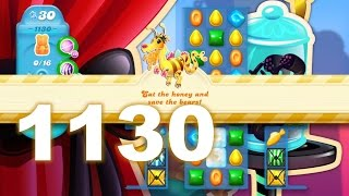 Candy Crush Soda Saga Level 1130 (3 stars, No boosters)