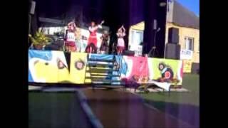 Skarżyckie Dożynki 2014 z Kabaretową Grupą Biesiadną