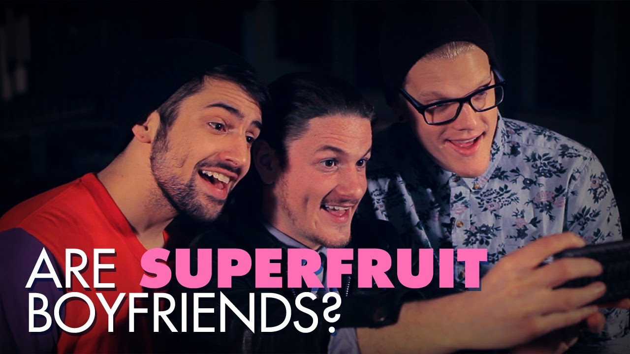 are mitch and scott from superfruit dating