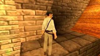 Indiana Jones and the Infernal Machine PC Longplay 2 - Babylon