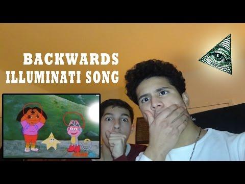 Illuminati Songs Reversed (Reaction)