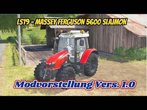 Farming Simulator 2019 MASSEY FERGUSON 5600 Traktör Modu FS19