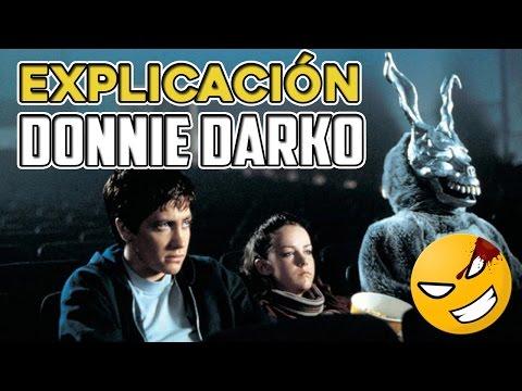 Explicación de la misteriosa historia de DONNIE DARKO   #Cinexplicacion