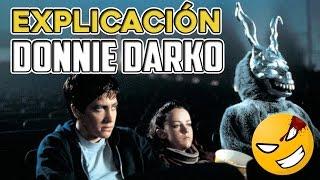 Explicación de la misteriosa historia de DONNIE DARKO | #Cinexplicacion