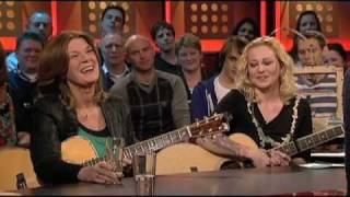 Anneke van Giersbergen All I Want Is You U2 DWDD