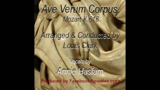 Watch Annie Haslam Ave Verum video