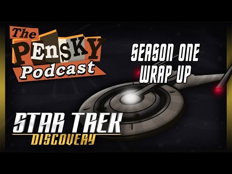 [Podcast] Star Trek: DIS [Season One Wrap Up - Ft. Trekspertise]