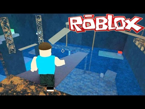 Roblox / Flood Escape / We Need Swimming Lessons! / Gamer Chad Plays