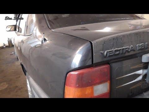 Замена сайлентблоков передних рычагов Opel Vectra A