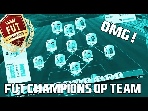FIFA 17 : OMG ! DAS BESTE FUT CHAMPIONS SQUAD !! | FIFA 17 ULTIMATE TEAM