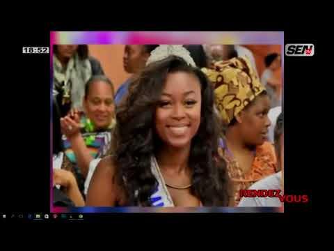 Actualité people:  Lynchée sur les réseaux sociaux, Nafissatou défend Miss Sénégal