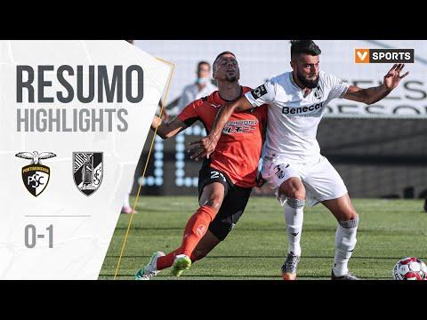 Portimonense Guimaraes Goals And Highlights