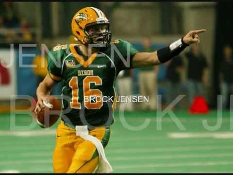 College Football Performance Awards - Brock Jensen Interview & Highlights