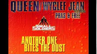 Queen + Wyclef Jean - Another One Bites The Dust (Team 1 Black Rock Star Radio Edit)