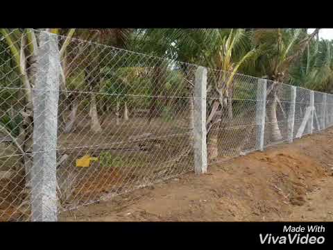 Chain Link Fencing & Tata Wire