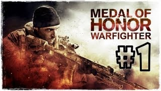 Medal of Honor Warfighter PC - Missão # 1 - Começo Explosivo