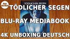 Tödlicher Segen Blu-ray Mediabook Unboxing | 4K | deutsch | Deadly Blessing