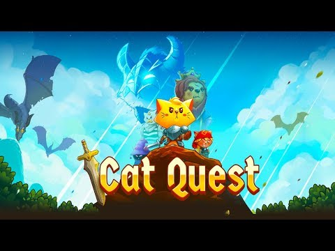 Cat Quest [Android/iOS] Gameplay ᴴᴰ