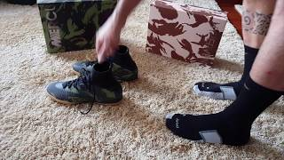 Nike Camo Pack MercurialX Proximo Se IC review + On Feet HD