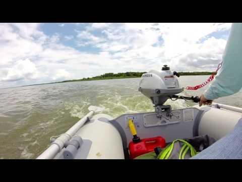 Bestway Caspian on Lake Lavon, Texas