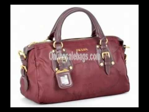 b57d567293 ... wholesale cheap prada handbags outlet store online prada bags discount  on sale youtube a5acc b979c