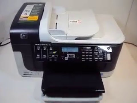 hp j6480 wireless all in one printer youtube rh youtube com hp j6480 manual pdf hp j6480 manual