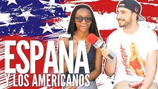 ESPAÑA Y LOS AMERICANOS - Toniemcee