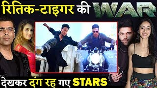 Bollywood Stars Got Awestruck After Watching WAR Teaser!