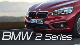 BMW 2 Series!  Обзор и тест драйв!