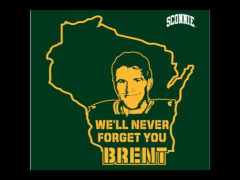 The Flip Flops Farewell To Favre Well Never Forget You Brent