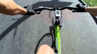 Рекорд скорости на велосипеде по прямой от Andrew NLO(подписываемся на канал!, 2015-09-08T09:02:24.000Z)