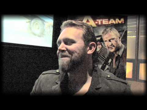 "Director Joe Carnahan ""The A-Team"" Interviewed By DVD Geeks"
