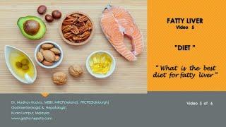 FATTY LIVER - Diet