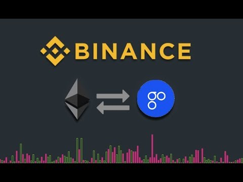 How to trade in Ethereum on Binance - Buying OmiseGo