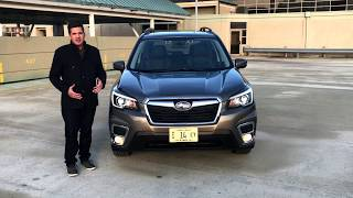 2019 Subaru Forester | Complete Review | with Casey Williams