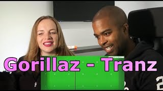 Gorillaz - Tranz (Official Video) (REACTION 🎵)