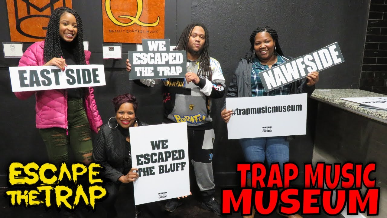 T I TRAP MUSIC MUSEUM IN ATLANTA