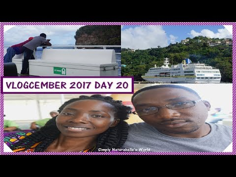 🌴⛅💜 Bae-cation in Bequia: Day 1 | Rough Boat Ride! #IslandLife Vlogcember 2017 Day 20 Pt 1