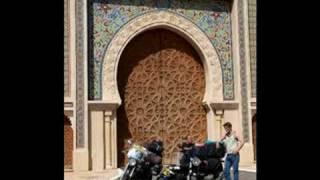 S vozíčkářem k dunám Sahary 2008