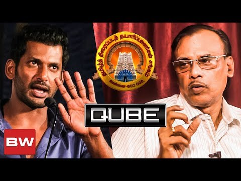 Qube Issue:Official Clarification from Producer Council | Tamil Cinema Strike | MY 242