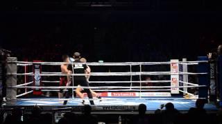 Ignas Barysas – Date Kazuki (Japonija) - iki 67 kg (1 roundas)