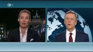 Alice Weidel Erklärt Herrn Kleber Scharia Und Islam. Sehenswerte 2min!!!