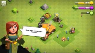 New account- Clash of Clans