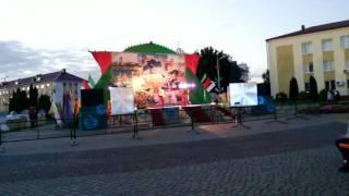 Как играют на бояне в Беларуси . В Брестской области , в городе Иваново.