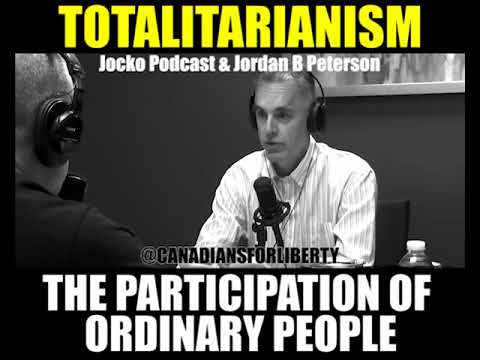 Totalitarianism - The Parcipitation of Ordinary People